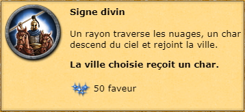 Signe divin info