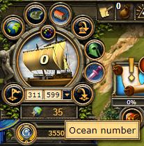 Ocean number