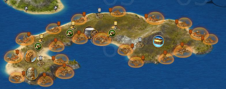Voici a quoi ressembleront nos futurs villages points de combats